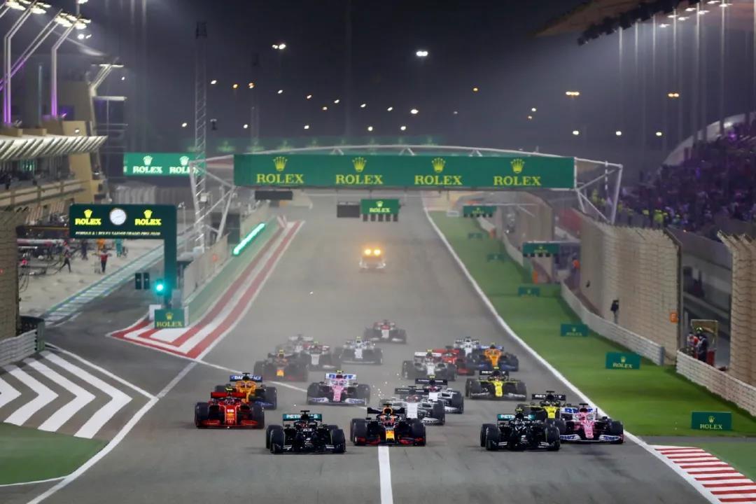 2021年F1巴林大奖赛赛程正式公布