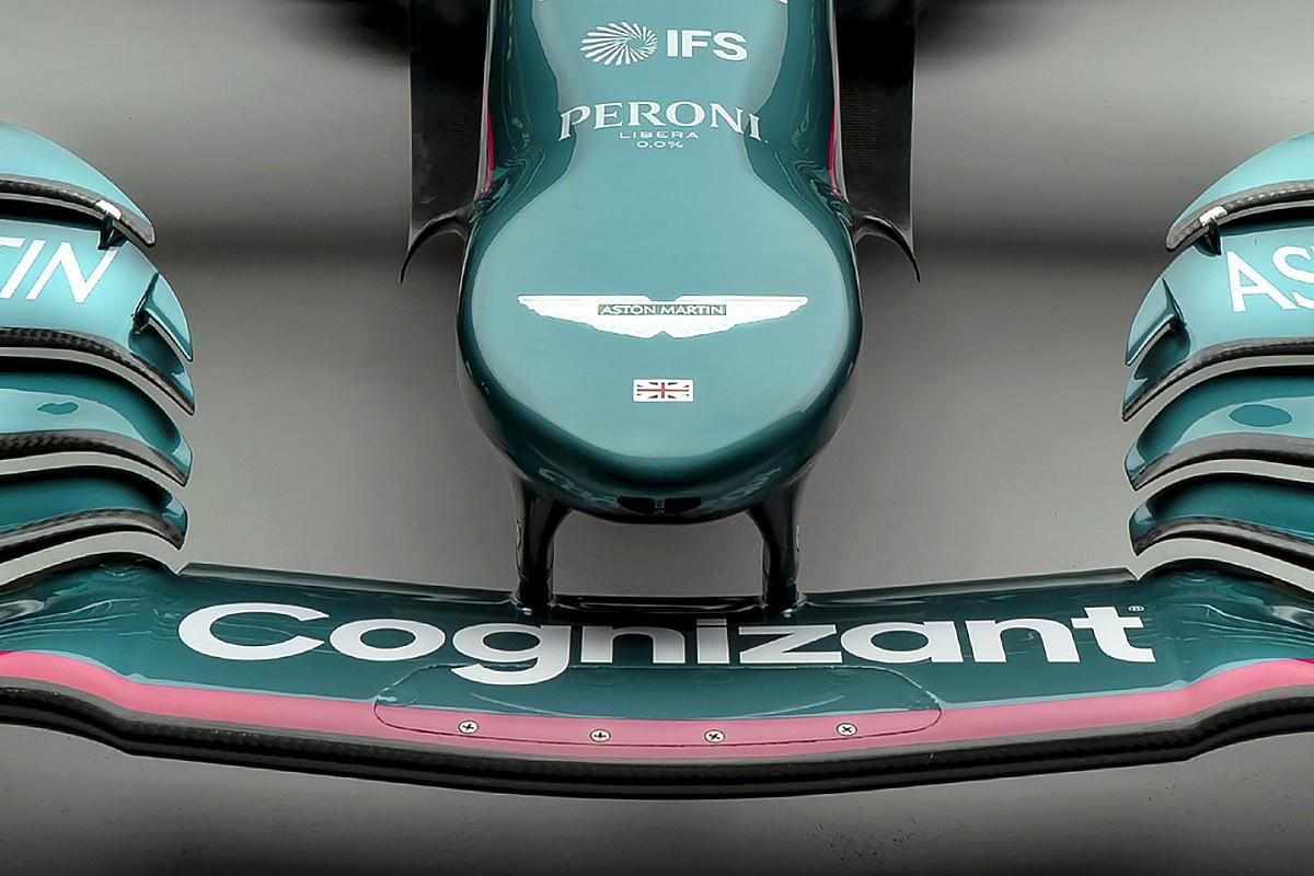F1阿斯顿马丁车队公布目标:5年内夺冠