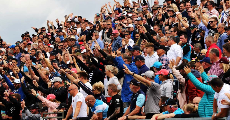F1有信心完成2021赛历23场比赛,望车迷回归赛场