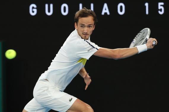 梅德韦杰夫ATP世界排名升至第二,将出战迈阿密大师赛