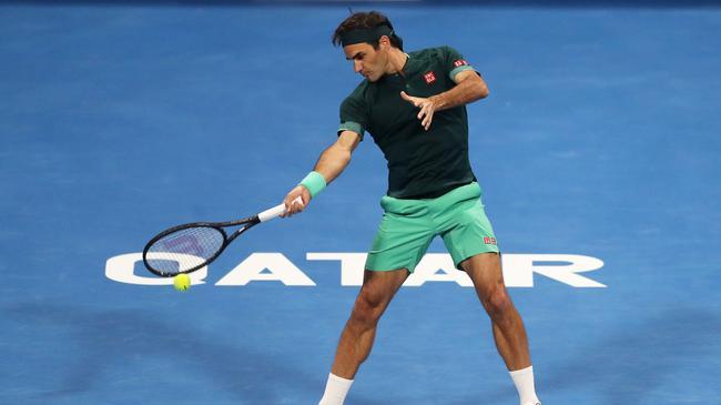 ATP多哈赛费德勒晋级八强,蒂姆逆转进八强