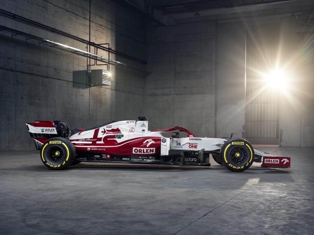 阿尔法罗密欧新车发布,搭载法拉利引擎