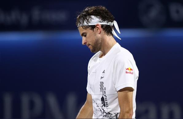 ATP迪拜站蒂姆爆冷出局,无缘16强