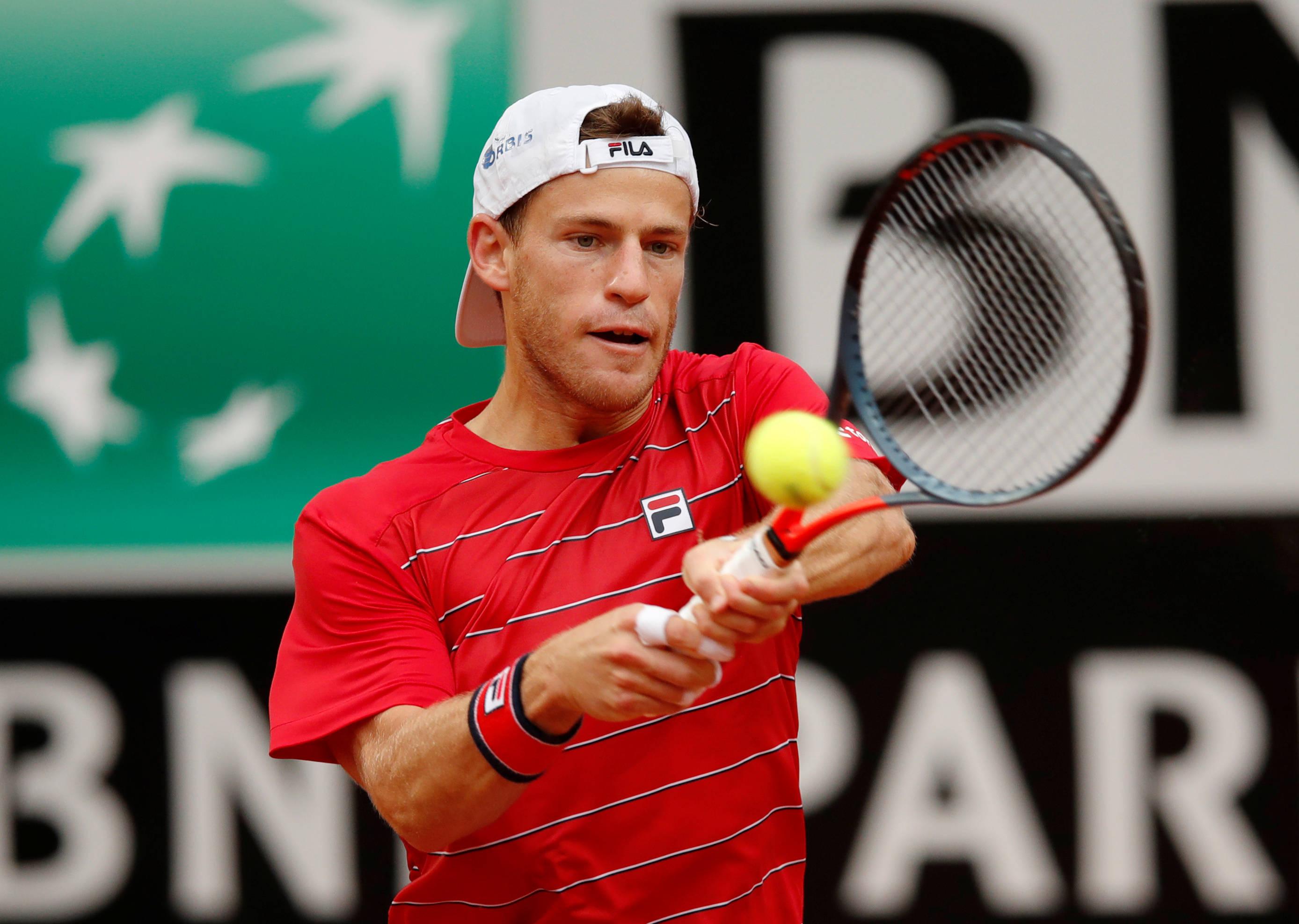 ATP250布宜诺斯艾利斯站施瓦茨曼夺冠,职业生涯第四冠