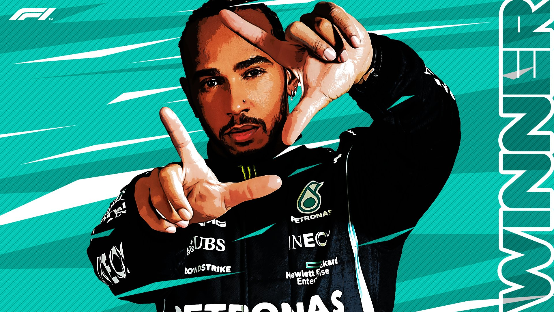 F1巴林大奖赛:汉密尔顿夺冠