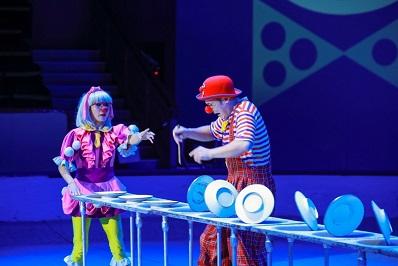 2021年5月上海马戏城欢乐马戏,五一假期演出安排