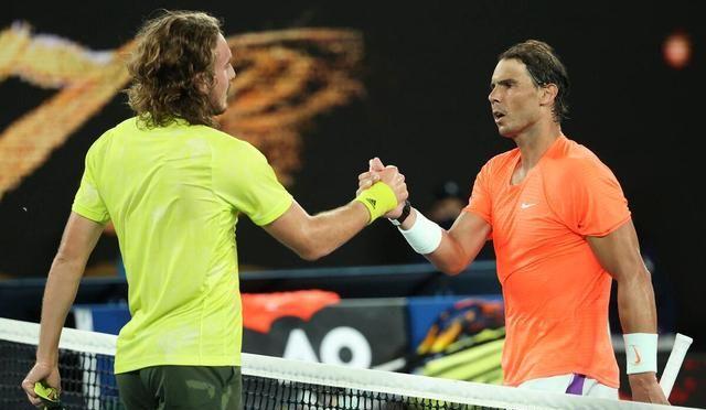 Barcelona tennis final: Rafael Nadal VS Sisipas