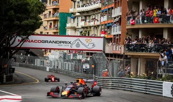 F1摩纳哥正赛看台部分开放,F1车迷有望回归赛场