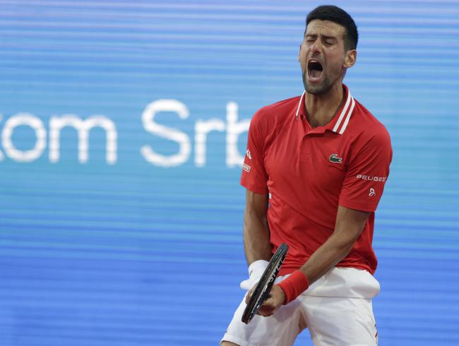 ATP250塞尔维亚站:德约主场落败无缘决赛