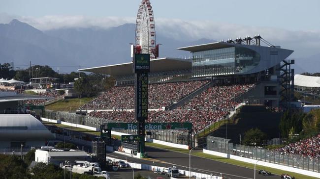 F1车手角田裕毅10月迎主场战役,F1将于铃鹿赛道续约3年