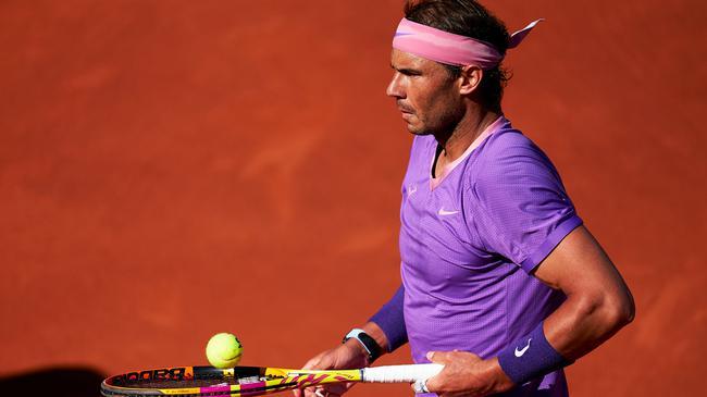 ATP500巴塞罗那赛:纳达尔闯入决赛