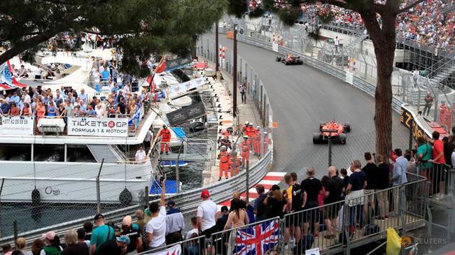 F1摩纳哥大奖赛宣布:批准7500名观众入场