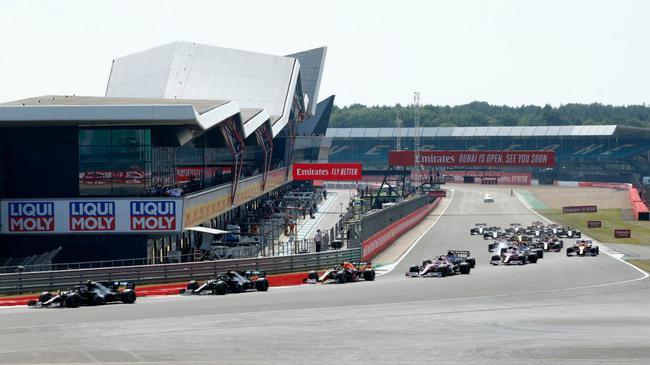F1英国站比赛时间公布:F1史上首场冲刺排位赛开跑在即