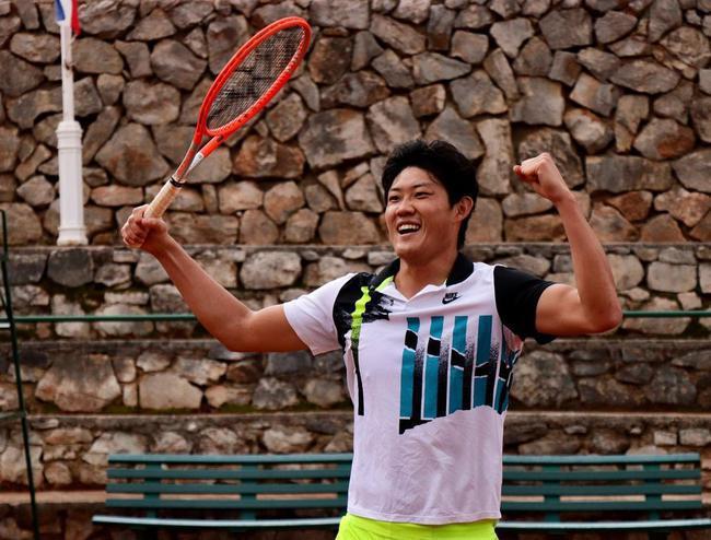 法网资格赛男单次轮:中国唯一选手张之臻出局