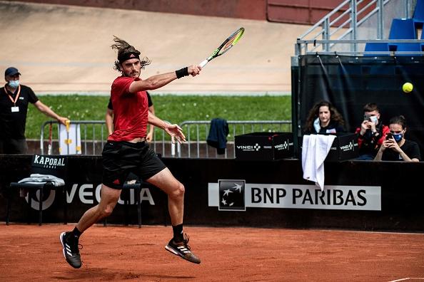 ATP里昂站:西西帕斯横扫诺里夺冠