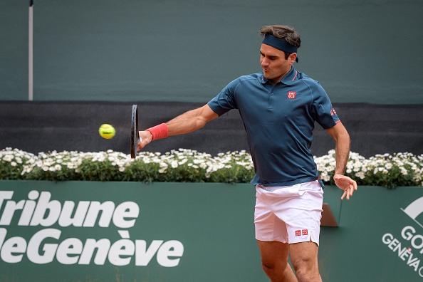 费德勒复出遭一战出局 ,ATP250日内瓦站不敌安杜哈尔