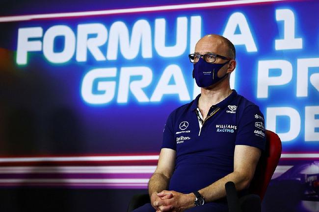 F1威廉姆斯车队官宣:更换车队领队