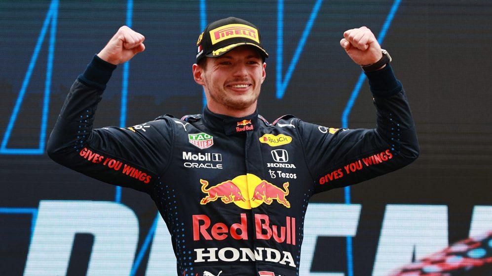 2021F1法国大奖赛:属于红牛和维斯塔潘的分站赛