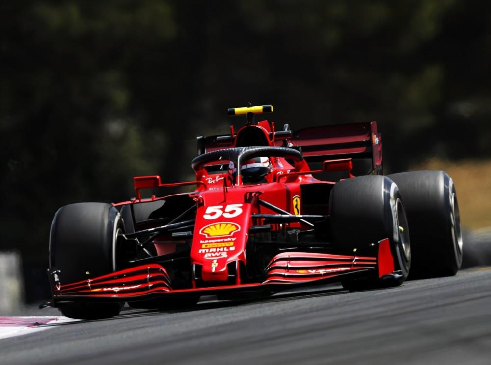 F1法拉利车队失速原因揭晓,前轮管理出现了严重问题