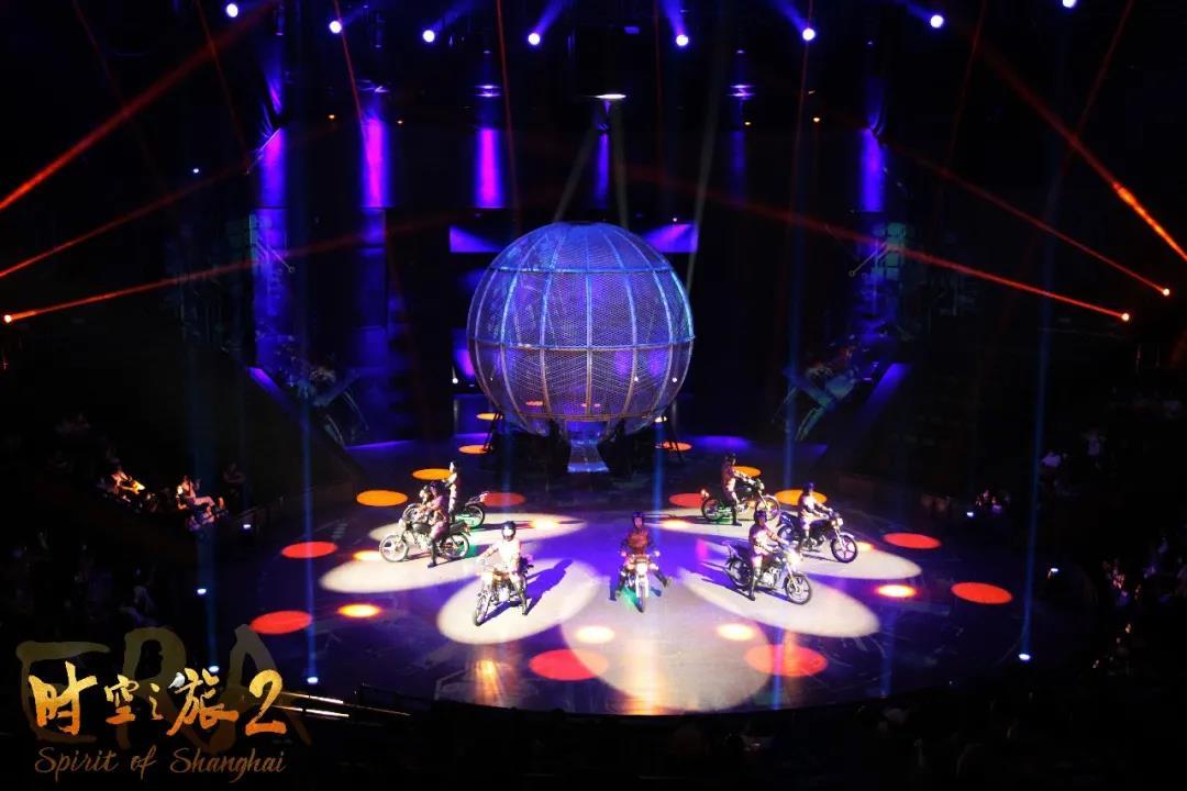 上海马戏城《ERA时空之旅2》6大看点,梦幻旅程精美绝伦