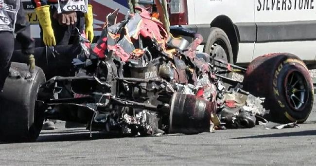 维斯塔潘赛车被撞损失评估:高达75万欧元