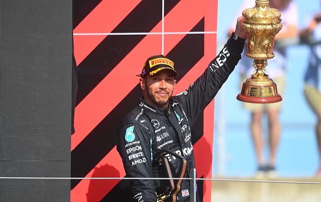 汉密尔顿获史诗级的胜利,F1英国大奖赛又夺冠