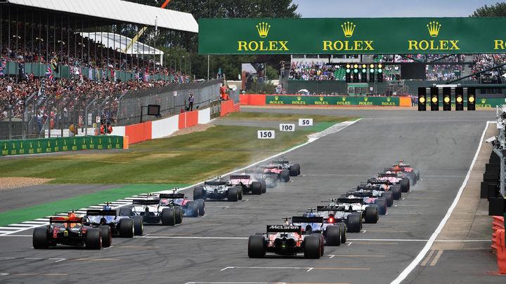 2021赛季F1赛车颜值大比拼,炫酷的涂装让你眼花缭乱