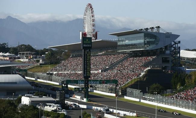 F1日本大奖赛正式取消,2021赛季F1赛历再次更新调整