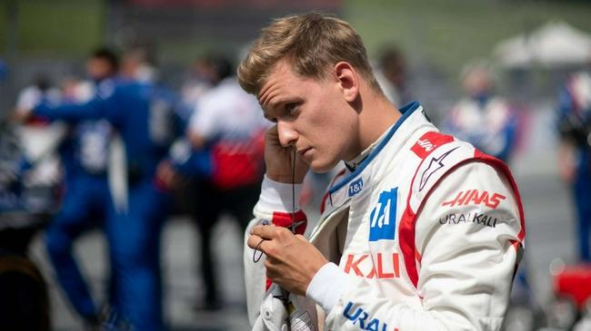 米克-舒马赫2022赛季可能离队,加入阿尔法-罗密欧车队