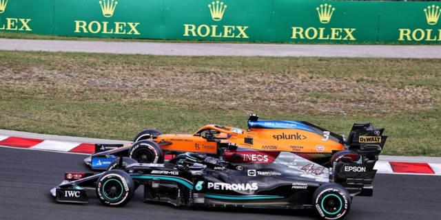 F1宣布设立超车奖,维特尔阿隆索暂列榜单前二
