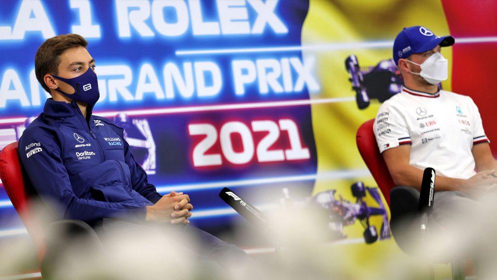 博塔斯还是拉塞尔?沃尔夫说已决定2022赛季谁与汉密尔顿搭档