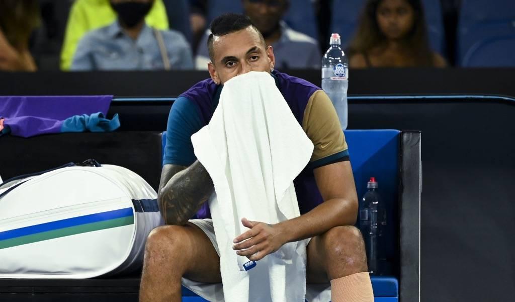克耶高斯返回澳洲治疗膝盖盼澳网复出 ,暗示恐提前退役