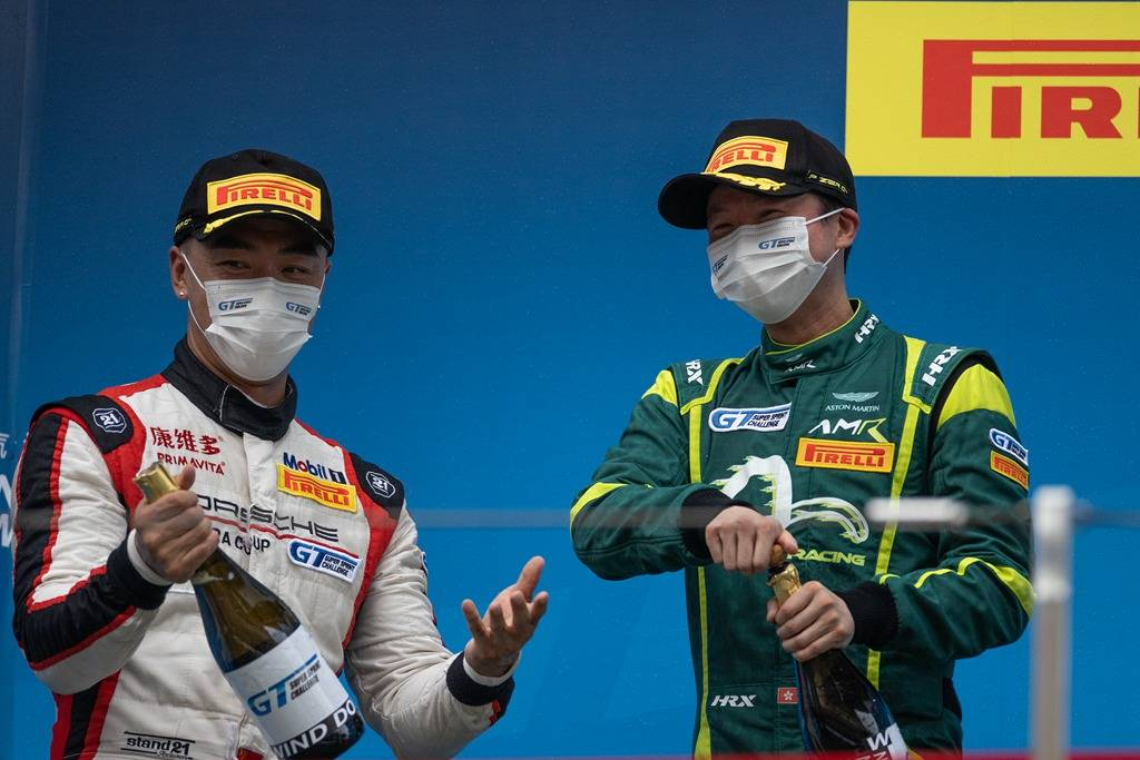 GTSSC上海站阿斯顿-马丁亚洲赛车夺双冠,10月将转移到湖南株洲国际赛车场