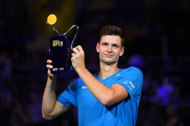 ATP250摩泽尔公开赛:胡尔卡奇包揽男单和男双桂冠