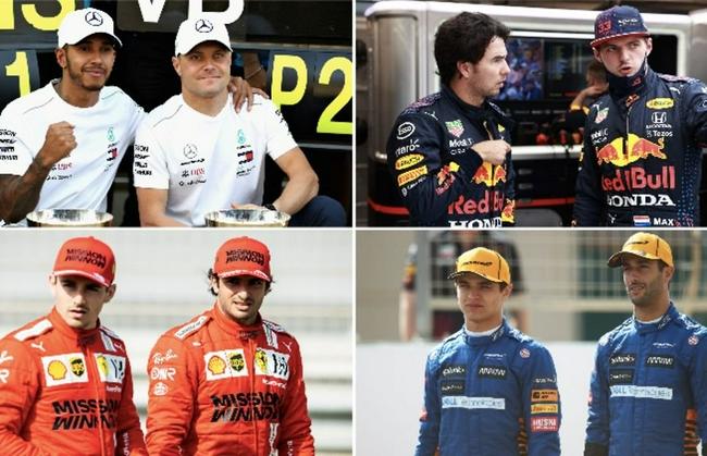 2022赛季F1车手薪水排行榜:汉密尔顿霸榜