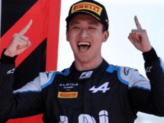 外媒报道周冠宇锁定2022赛季最后一席F1车手席位,将代表阿尔法罗密欧出战