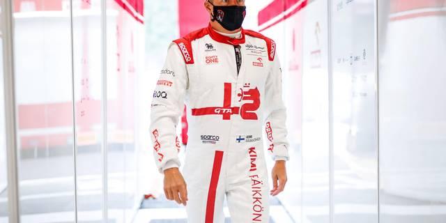 莱科宁感染新冠退出F1荷兰大奖赛,本人目前没有症状