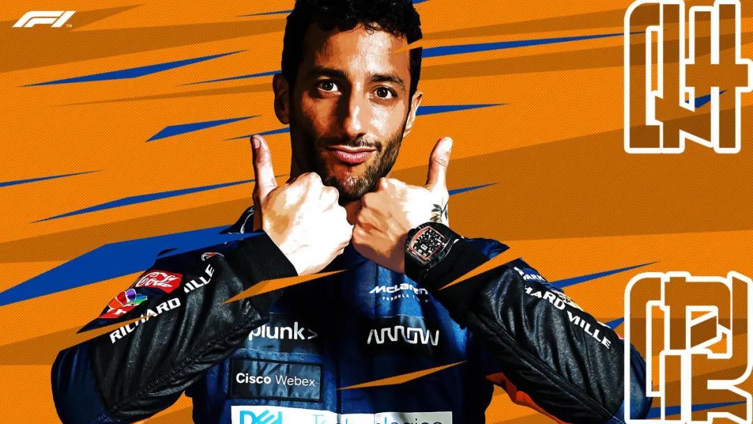 2021F1意大利大奖赛成绩出炉:里卡多夺冠维斯塔潘汉密尔顿退赛