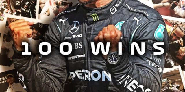 F1俄罗斯站汉密尔顿夺第100冠, 维斯塔潘末位起步获第二