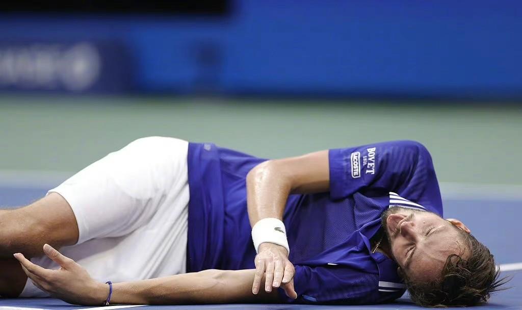 回顾2021美网男单决赛, 梅德韦杰夫具备一统网坛的实力
