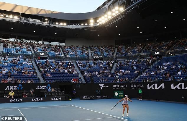 2022赛季澳网官方确认隔离新政策,接种疫苗球员可享更多自由
