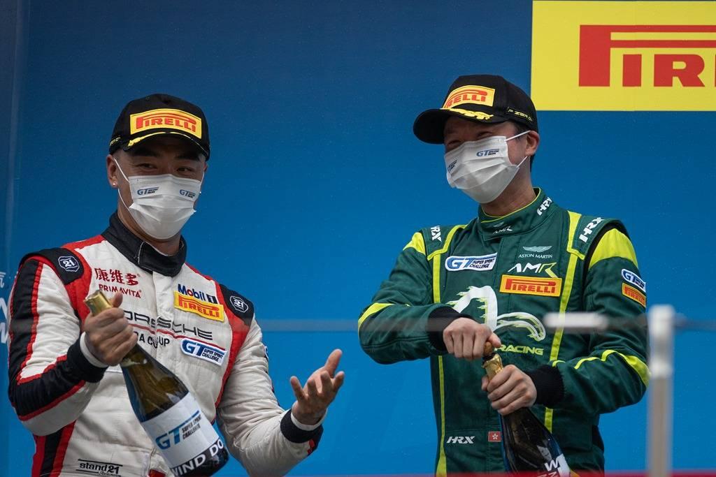 GTSSC再战上海国际赛车场,阿斯顿-马丁亚洲赛车夺双冠