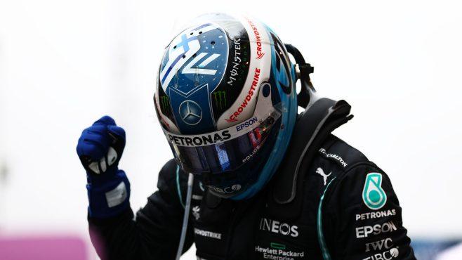 2021赛季F1土耳其大奖赛冠军诞生!博塔斯夺赛季首冠