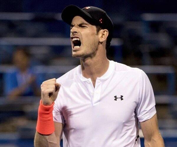 ATP1000印第赛:穆雷2-1逆转超新星晋级