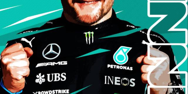 F1土耳其站博塔斯斩获赛季首冠,维斯塔潘第二重返榜首