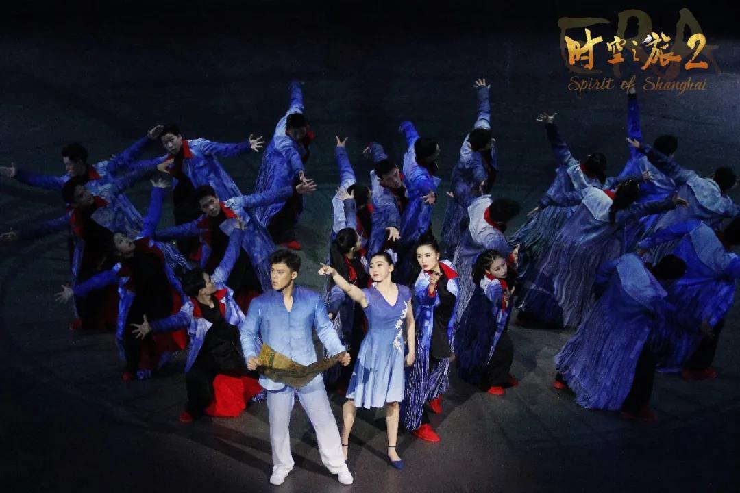上海马戏城时空之旅2演出剧照