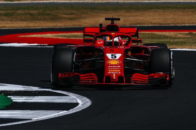 F1英国站维特尔夺冠扩大积分 汉密尔顿莱科宁登台