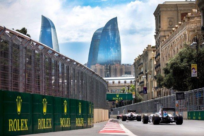 F1| 阿塞拜疆大奖赛正式推迟