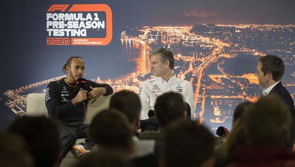 2020赛季F1车队展望:旧时代最终章 梅赛德斯带来黑科技