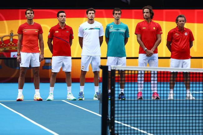 ATP杯纳达尔德约率队获连胜 蒂姆率奥地利取首胜